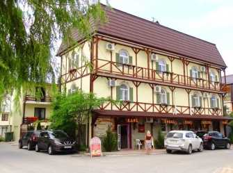 Аннушка гостиница в Кабардинке