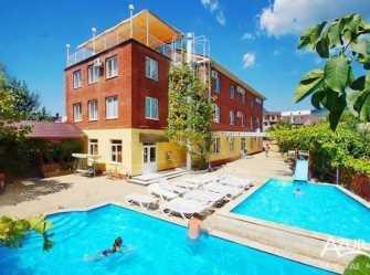 Радуга гостиница в Кабардинке