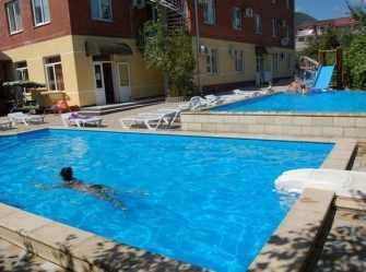 Радуга гостиница в Кабардинке - Фото 3