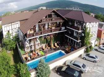 Гостевой дом Корницкого 10 в Кабардинке