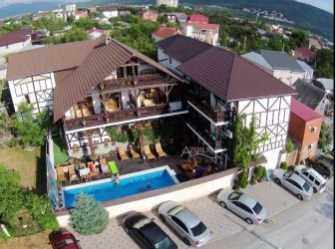 Гостевой дом Корницкого 10 в Кабардинке - Фото 2