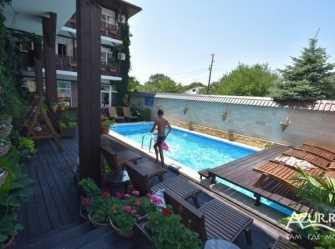 Гостевой дом Корницкого 10 в Кабардинке - Фото 4