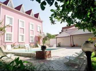 Лагуна отель в Кабардинке