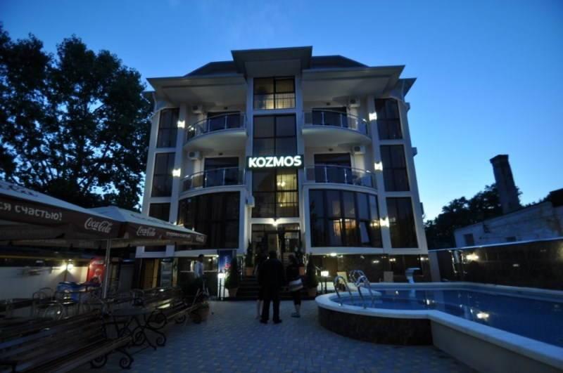 KoZmos отель в Кабардинке