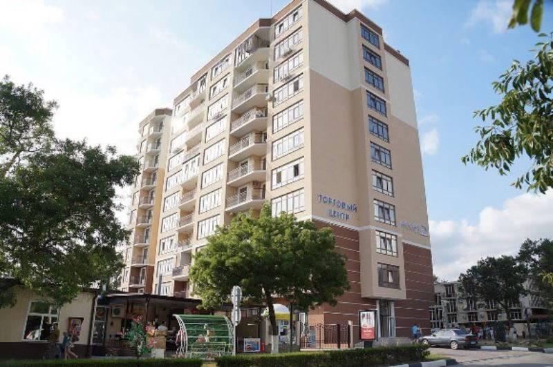 2х-комнатная квартира Мира 15 в Кабардинке