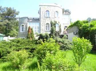 Морской замок гостевой дом в Дивноморске