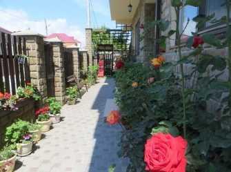 Альпина гостевой дом в Дивноморском