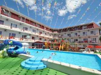 Прибой гостиница в Дивноморском