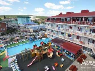 Прибой гостиница в Дивноморском - Фото 2