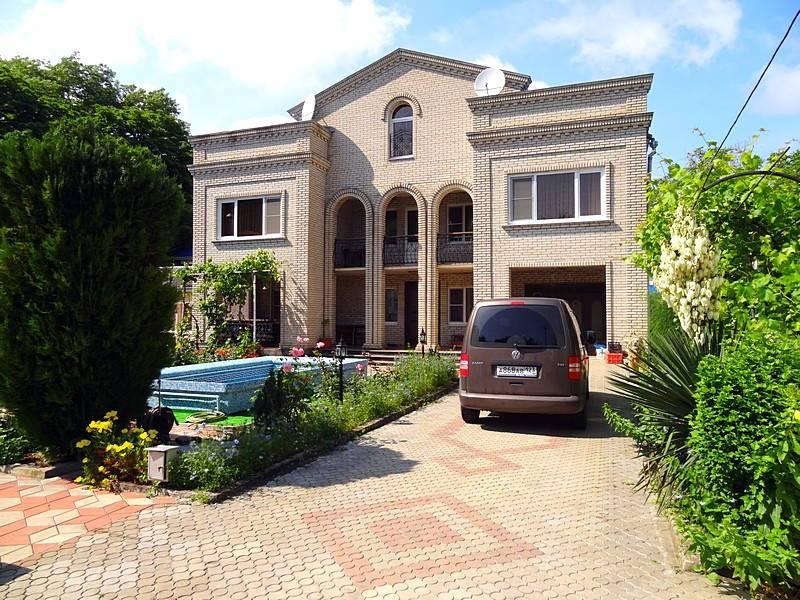 Курортный гостевой дом в Архипо-Осиповке