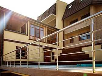 Ривьера гостевой дом в Архипо-Осиповке