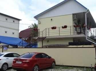 Садовая 29 гостевой дом в Архипо-Осиповке