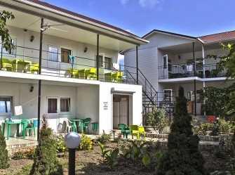 Лагуна гостевой дом в Архипо-Осиповке