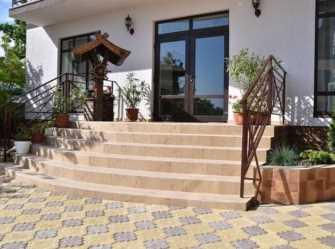 Лавандовый дворик гостевой дом в Архипо-Осиповке