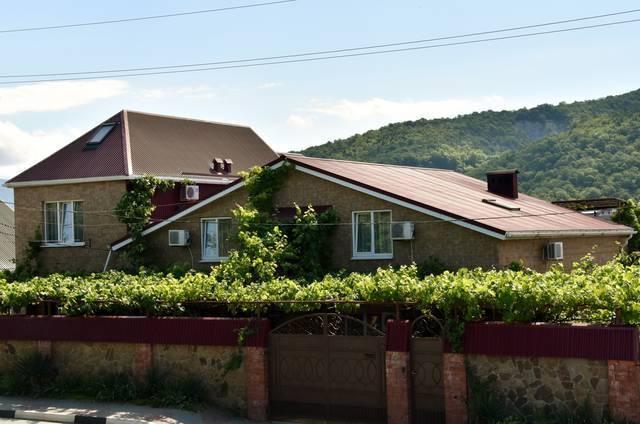 Марина гостевой дом в Архипо-Осиповке