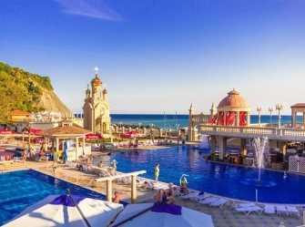 Альбатрос гостинично-развлекательный комплекс в Архипо-Осиповке