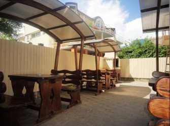 Янтарь гостевой дом в Архипо-Осиповке