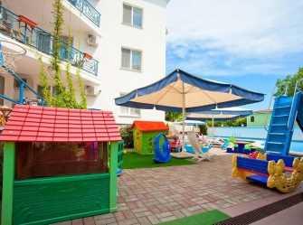 Роза ветров отель в Архипо-Осиповке