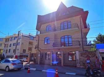 Аквариус отель в Архипо-Осиповке