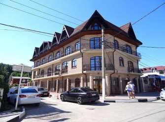 Аквариус отель в Архипо-Осиповке - Фото 4