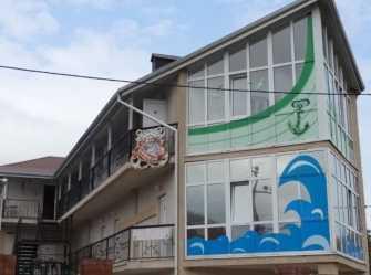 Боцман отель в Архипо-Осиповке