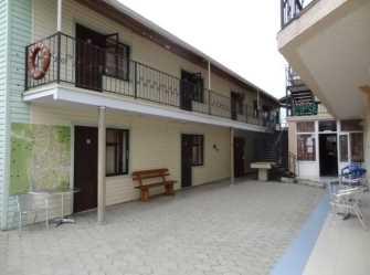 Боцман отель в Архипо-Осиповке - Фото 3