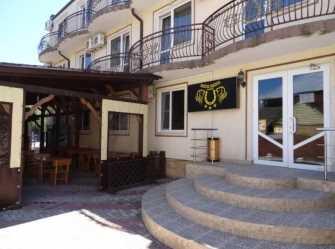 Золотая подкова отель в Архипо-Осиповке