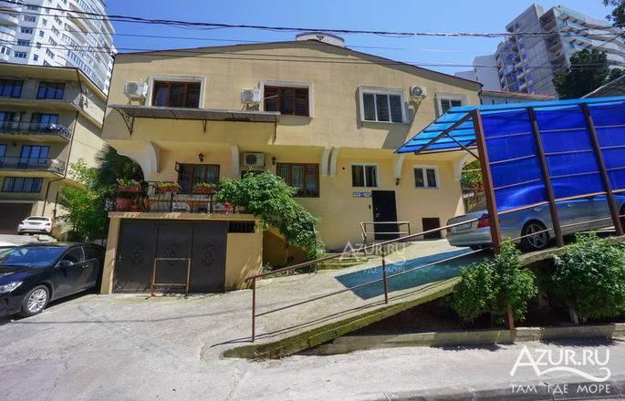Анжелика гостевой дом в Сочи