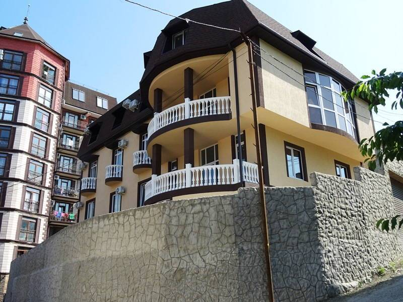 Амина мини-гостиница в Сочи