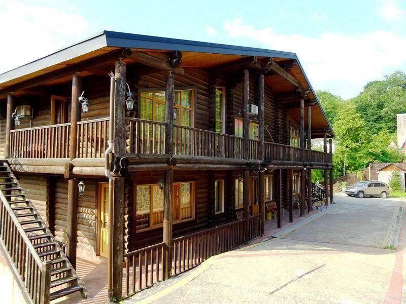 Терем мини-гостиница в Сочи