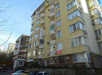 1-комнатная квартира-студия Плеханова 53/7 кв 6 в Сочи