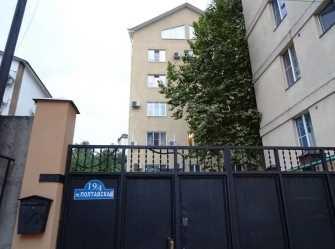2х-комнатная квартира с кухней-студией Полтавская 19/4 кв 9 в Сочи