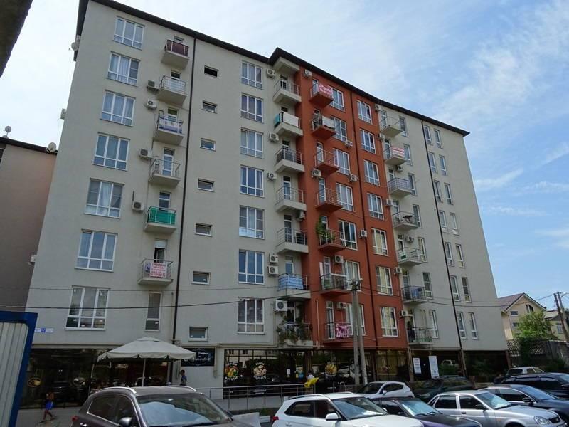 2х-комнатная квартира Крымская 77 кв 33 в Сочи