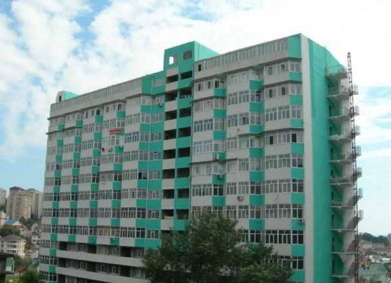 2х-комнатная квартира Бамбуковая 42/а кв 176 в Сочи