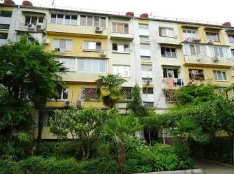 1-комнатная квартира Красноармейская 16 кв 28 в Сочи