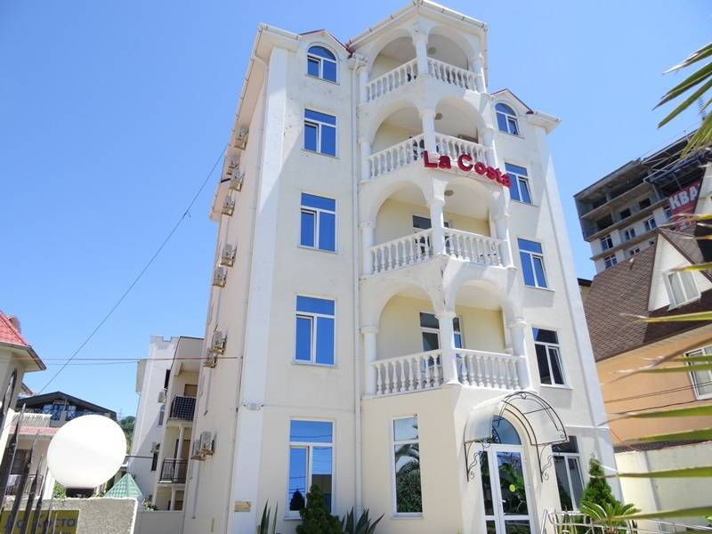 Ла-Коста гостиница в Адлере