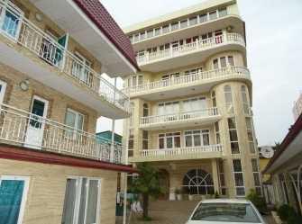 Бриз гостиница в Адлере
