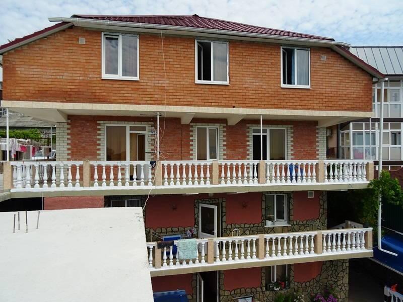 Валентина гостевой дом в Адлере