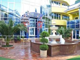 Атлант гостиничный комплекс в Адлере