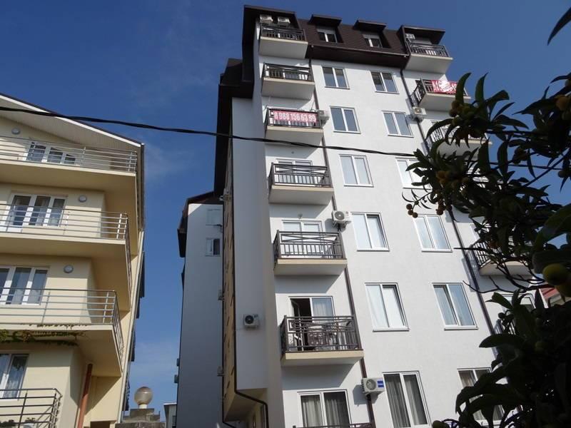 2х-комнатная квартира Станиславского 44 в Адлере