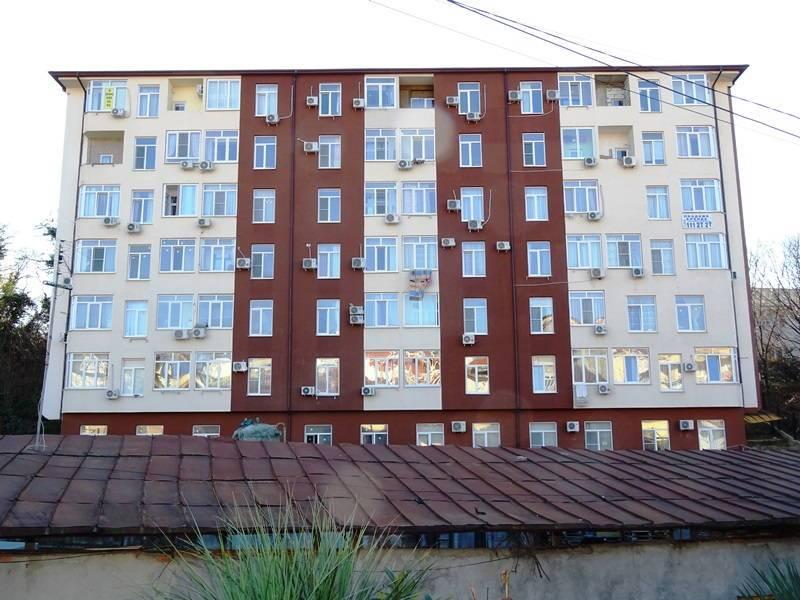 1-комнатная квартира Орбитовская 2/б кв 15 в Адлере