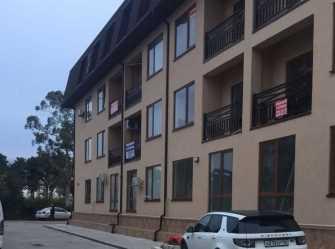 1-комнатная квартира-студия Южных культур 10/а кв 20 в Адлере