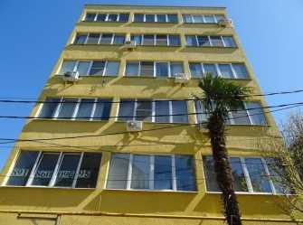 Квартира-студия Гвардейская 12 кв 9 в Адлере