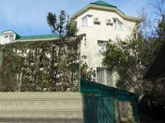 Дом под-ключ Крупской 36 в Адлере