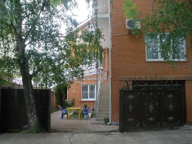 На Калараша частный сектор в Лазаревском