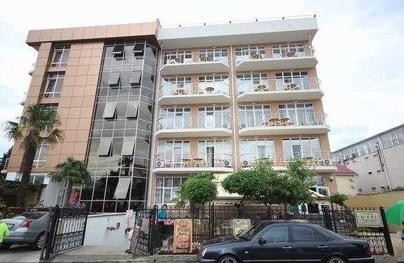 Nikos гостиница в Лазаревском