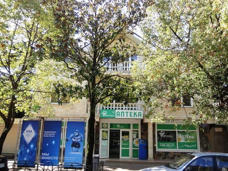 АрЛиан гостиница в Лазаревском