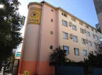 Золотое Руно гостиница в Лазаревском