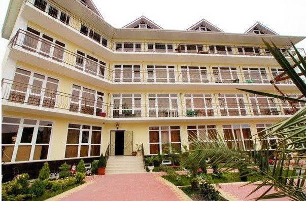 IBRA (Ибра) отель в Лазаревском