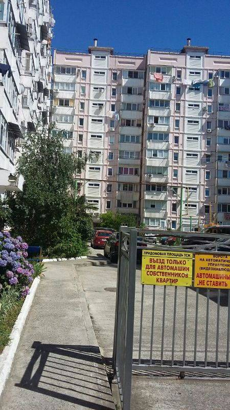2х-комнатная квартира Победы 111 в Лазаревском